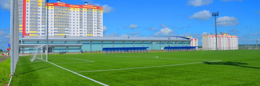 Ледовая Арена-самый современный спортивный комплекс Орла