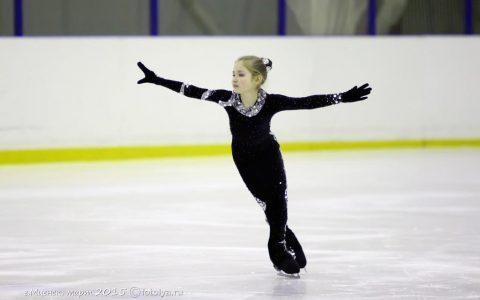 Соревнования по фигурному катанию 17-18 октября