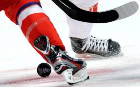 Все на хоккей!
